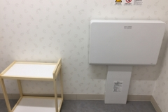 コーナン大東新田店の授乳室・オムツ替え台情報