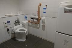 イオンモール名古屋茶屋(3F)の授乳室・オムツ替え台情報