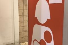 ラ・フェンテ代官山(2F)の授乳室・オムツ替え台情報