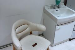 けやきウォーク、レストラン街側トイレ(1F)の授乳室・オムツ替え台情報