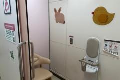 こどもの国(1F 正面入口授乳室)の授乳室・オムツ替え台情報