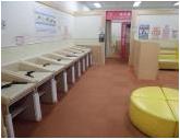 イオンモールナゴヤドーム前(2F)の授乳室・オムツ替え台情報