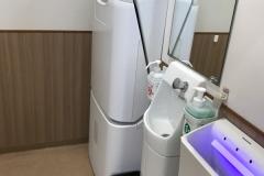 オーケー 狛江中和泉店(2F)のオムツ替え台情報
