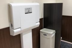 スーパービバホーム 白石本通店(1F)の授乳室・オムツ替え台情報