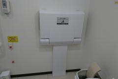 クスリのアオキ布市店(1F)のオムツ替え台情報