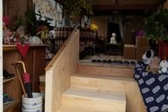 古民家カフェ やさしい時間(1F)の授乳室・オムツ替え台情報