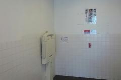 道の駅 水の郷さわら(1F 女子トイレ)のオムツ替え台情報