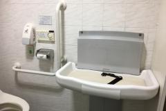 ヤマダ電機 テックランド有松インター店(1F)のオムツ替え台情報