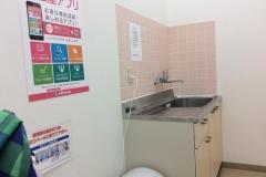 西松屋 スクエアモール鹿児島宇宿店の授乳室・オムツ替え台情報