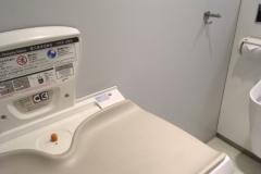ふれあいキューブ(6階)の授乳室・オムツ替え台情報