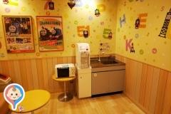ららぽーと新三郷店(2F ラウンド1付近)の授乳室・オムツ替え台情報