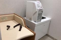 草加VARIE2(1F)の授乳室・オムツ替え台情報