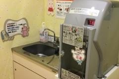 下松サービスエリア  下りの授乳室・オムツ替え台情報