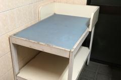 あだち好古館横トイレ(1F)のオムツ替え台情報