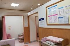 新潟伊勢丹(6F)の授乳室・オムツ替え台情報