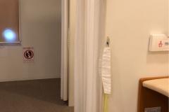 ハウステンボス VRの館近く(1F)の授乳室・オムツ替え台情報