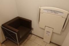 アキバ・トリム(4F)の授乳室・オムツ替え台情報