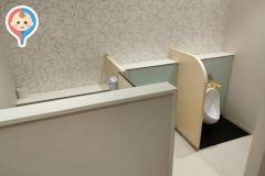 ららぽーと名古屋みなとアルクスGAP横(2F)(2F)の授乳室・オムツ替え台情報