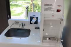 横浜市立金沢動物園(アメリカ休憩所)の授乳室・オムツ替え台情報