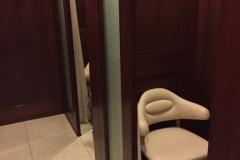 京都ホテルオークラ(1 階ロビー ベルデスク近く)の授乳室・オムツ替え台情報