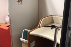 LALAガーデンつくば 立体駐車場(3F)の授乳室・オムツ替え台情報