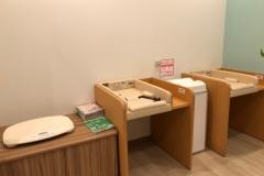 心斎橋大丸本店(7F)の授乳室・オムツ替え台情報
