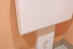はま寿司 駒ヶ根店(1F)のオムツ替え台情報