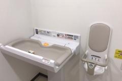 クスリのアオキ 武豊店(1F)のオムツ替え台情報