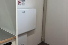 あすてっぷKOBE(2F)の授乳室・オムツ替え台情報