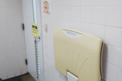 ヤマダ電機 テックランド足立店(1F)のオムツ替え台情報