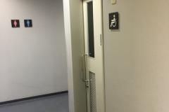 本郷税務署( 5F)のオムツ替え台情報