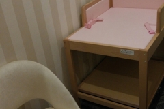 ヒルトン東京お台場(1階)の授乳室・オムツ替え台情報