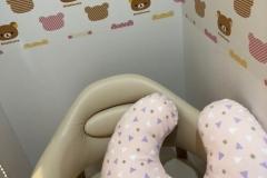 まつもと小児科(2F)の授乳室・オムツ替え台情報