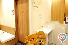 渋谷ヒカリエ dining6(B2)の授乳室・オムツ替え台情報
