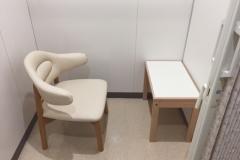 出雲空港(2F 保安検査後の待合室内)の授乳室・オムツ替え台情報