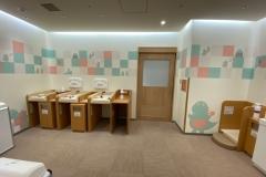SOCOLA武蔵小金井クロス(3F)の授乳室・オムツ替え台情報