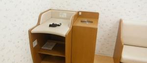 ショッピングプラザタクトの授乳室・オムツ替え台情報