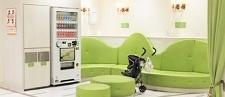 ジェイアール名古屋タカシマヤ(8階 赤ちゃん休憩室)の授乳室・オムツ替え台情報