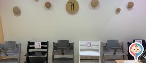 松屋銀座(6F 女子トイレ)の授乳室・オムツ替え台情報