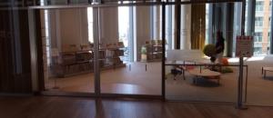 富山市ガラス美術館(3階)(TOYAMAキラリ)の授乳室・オムツ替え台情報