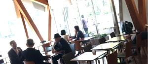 和田倉噴水公園レストランのオムツ替え台情報