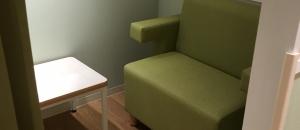 キッズリパブリック御所野店ベビールーム(3F)の授乳室・オムツ替え台情報