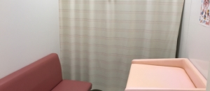 三井記念病院(3F)の授乳室・オムツ替え台情報
