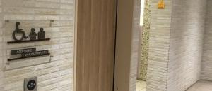 二子玉川ライズS.C タウンフロント(3F)のオムツ替え台情報