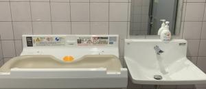 あまがさき観光案内所(1F)の授乳室・オムツ替え台情報