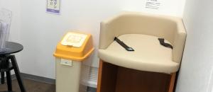リクシルショールーム南港(2F)の授乳室・オムツ替え台情報