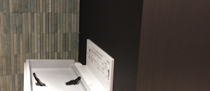 上野の森さくらテラス(2F)のオムツ替え台情報