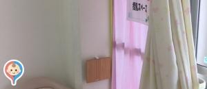 板橋区役所 児童館向原(3F)の授乳室・オムツ替え台情報