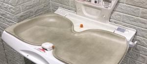 UENO3153(3F-RF間女子トイレ内)のオムツ替え台情報