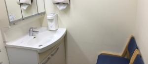 東京警察病院(2F)の授乳室・オムツ替え台情報